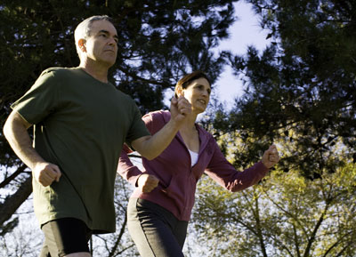 Exercise your way out of heart attack