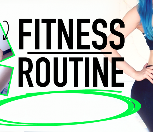 fitness routine